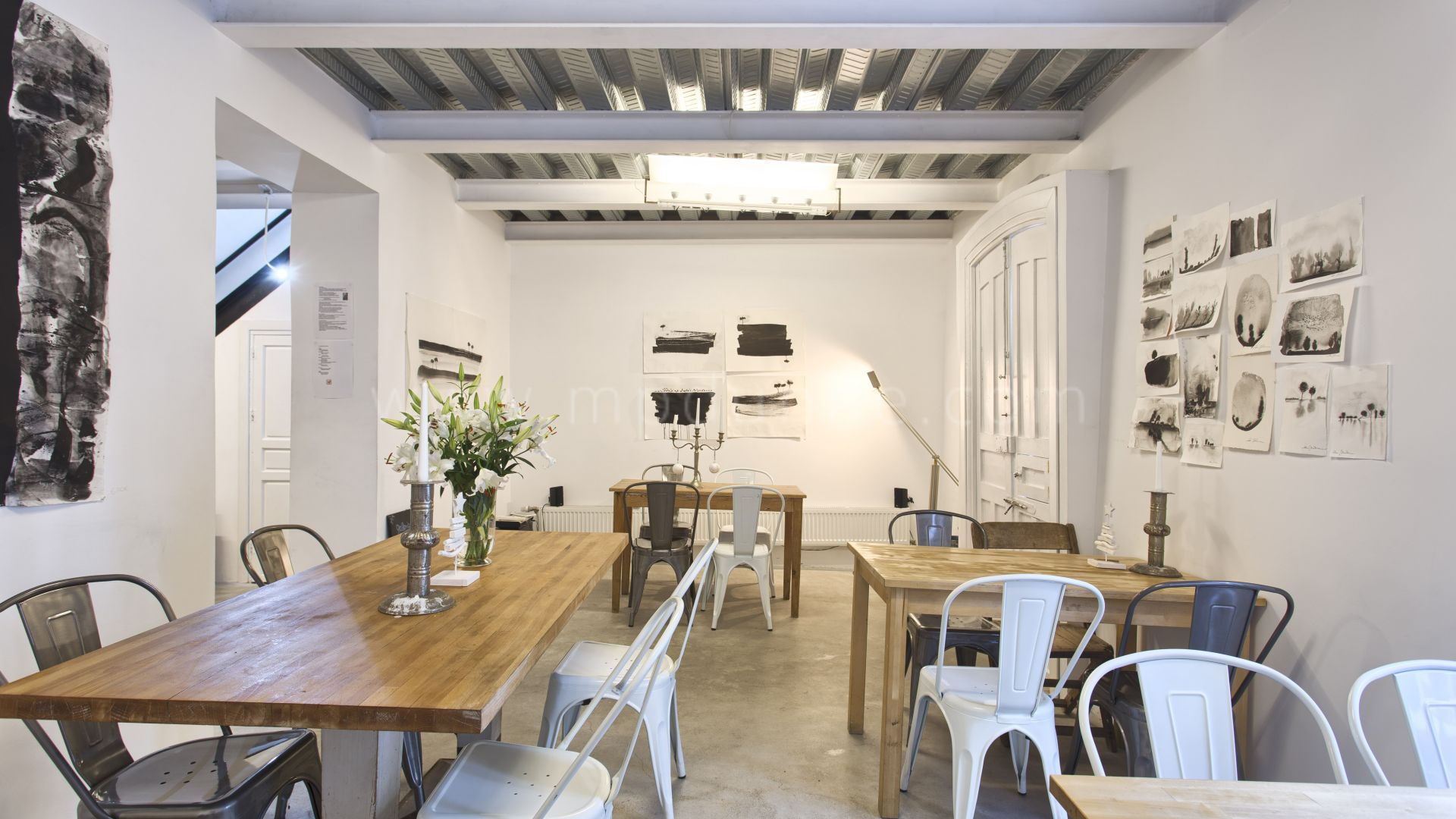 Renovated house in Estepona center - Gallery