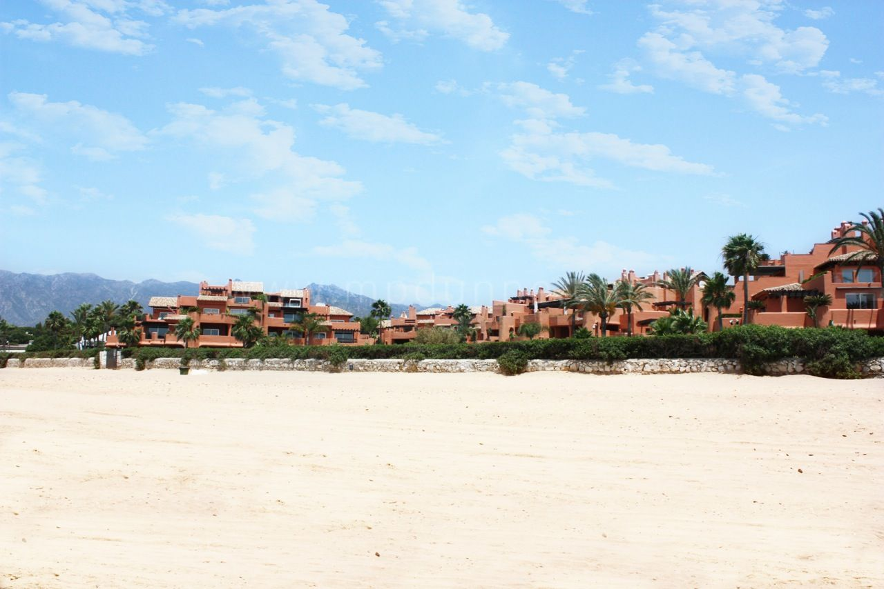 Development in La Morera, Marbella East