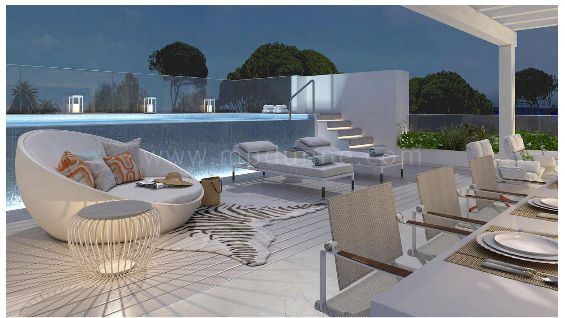Development in Marbella Club Golf Resort, Benahavis