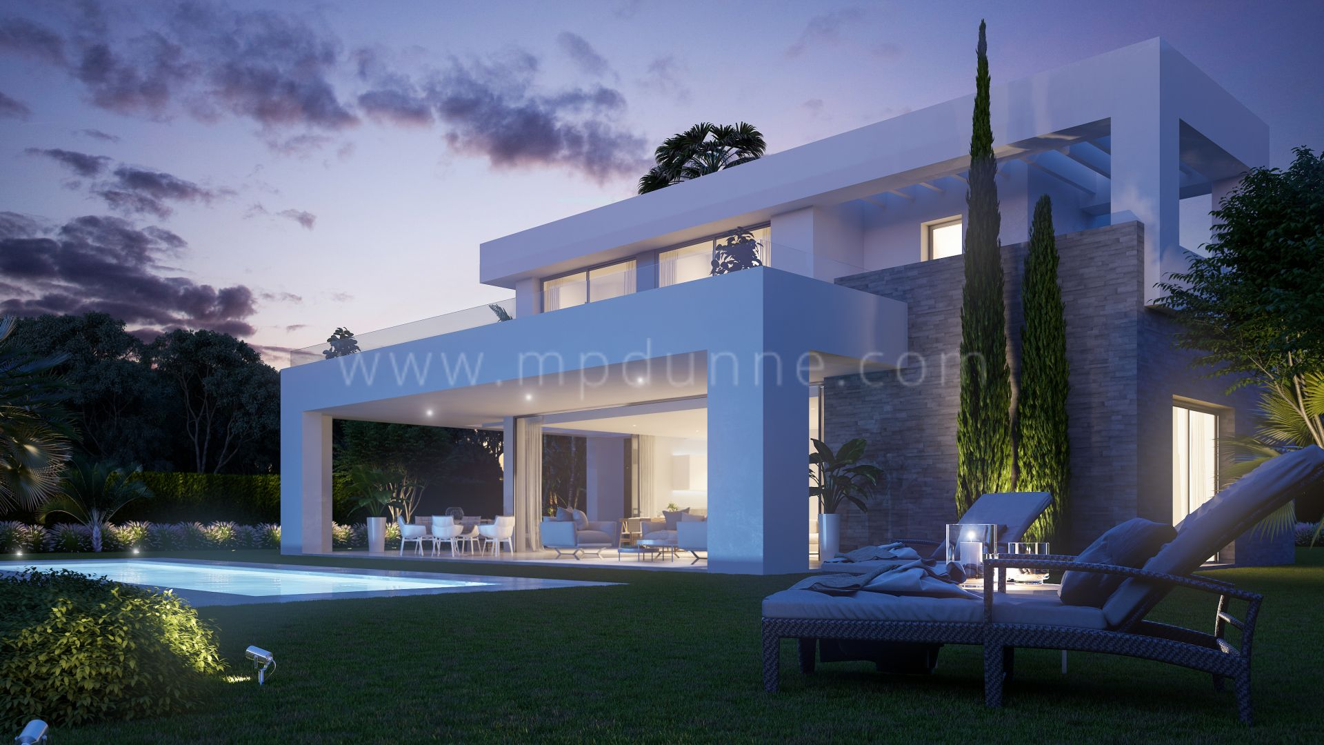 Development in La Cala Golf, Mijas Costa