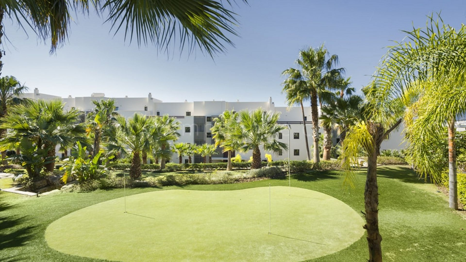 Development in Los Flamingos Golf, Benahavis