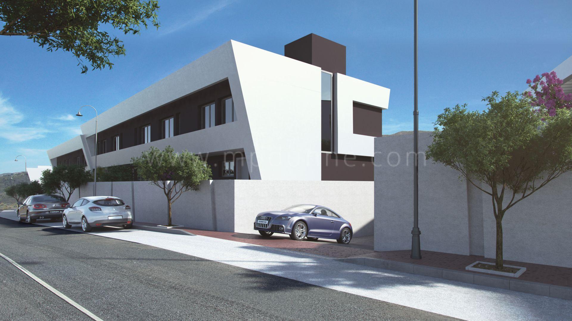 La valvega de la cala nouveau d veloppement hors plan de for Plans de maison de style nouveau