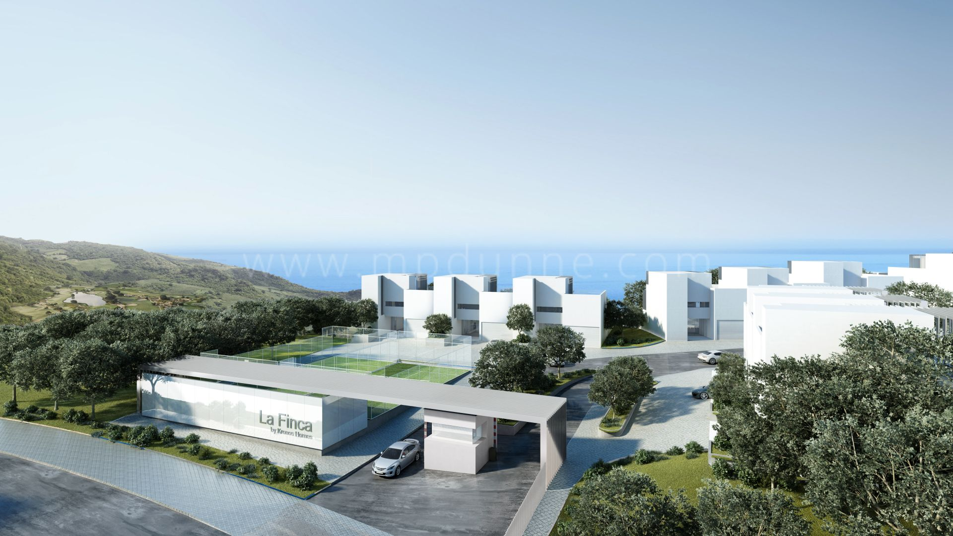 Development in Sotogrande