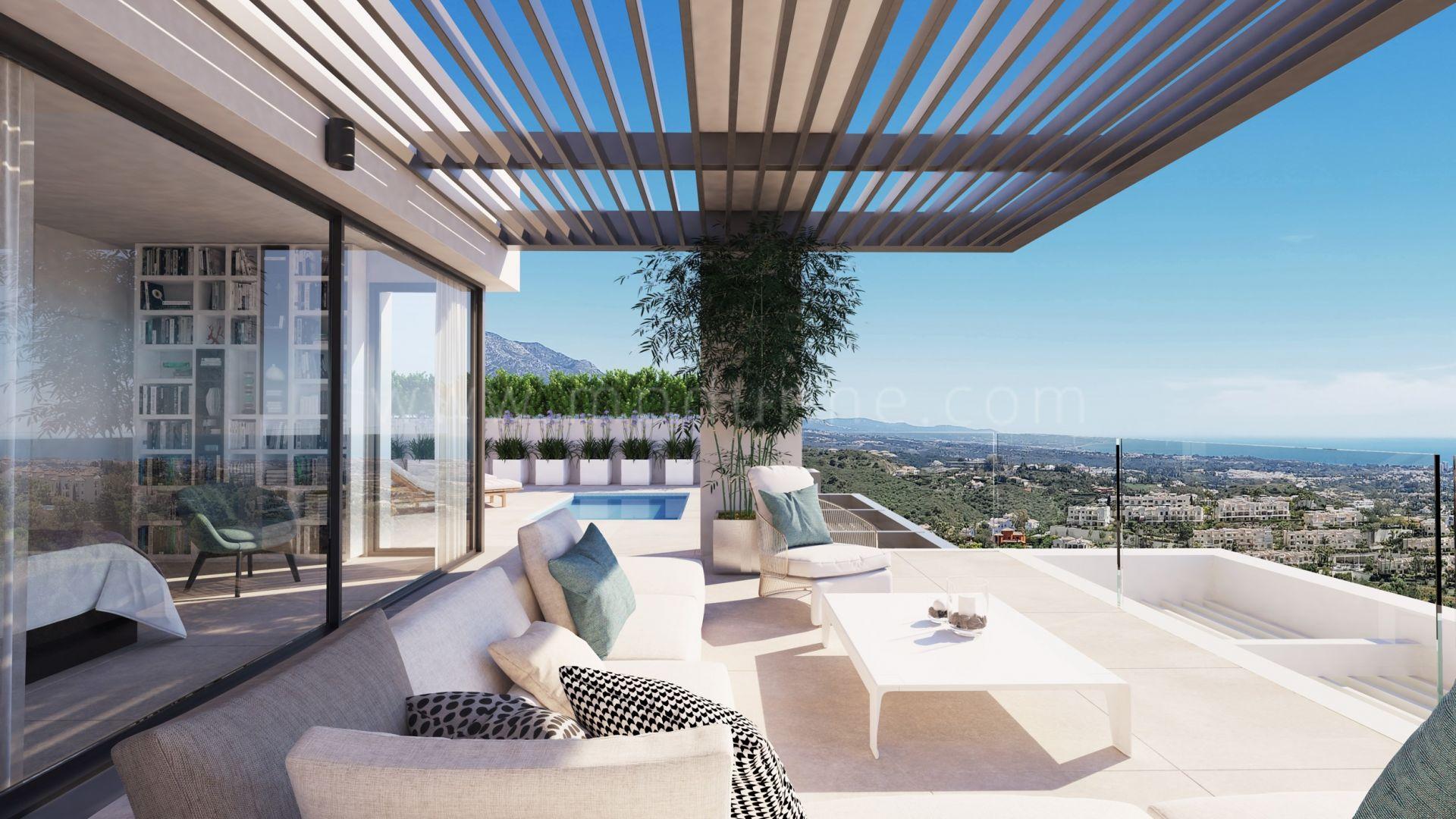 New Luxury Apartments For Sale In Las Colinas De Marbella, Benahavis