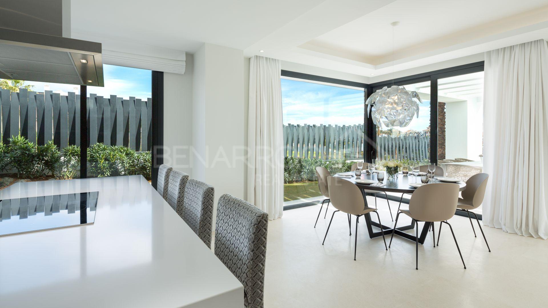 Los Olivos Del Paraiso Contemporary Style Villa