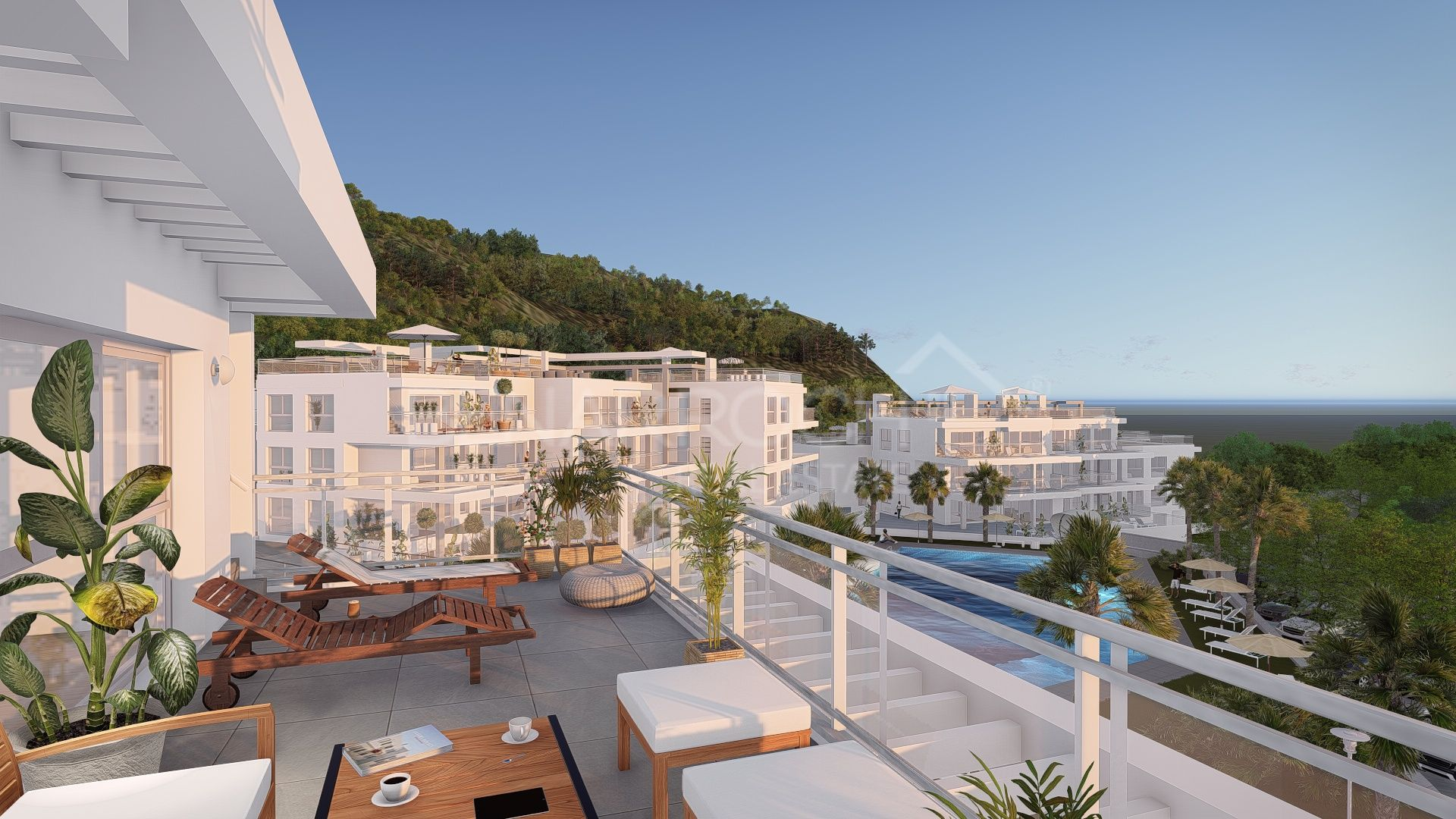Appartements en vente dans Benahavis