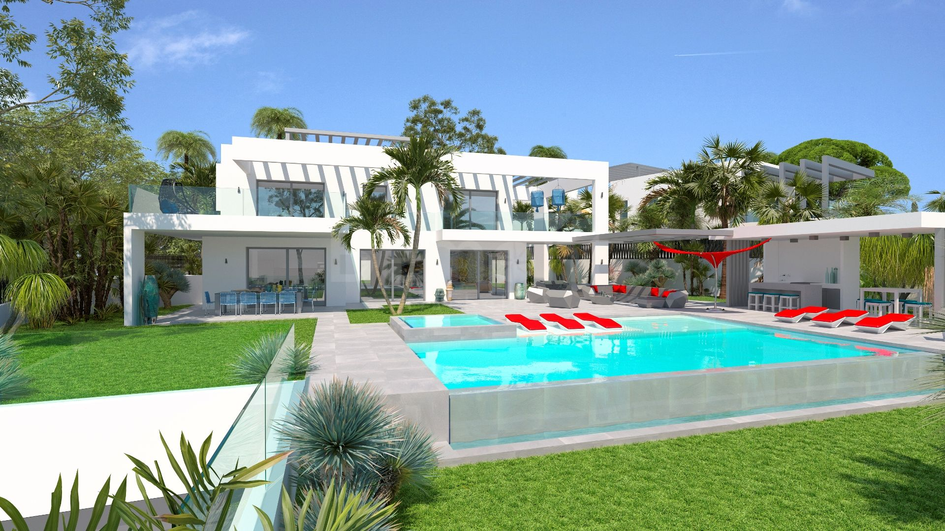 Villa in Marbesa, Marbella East