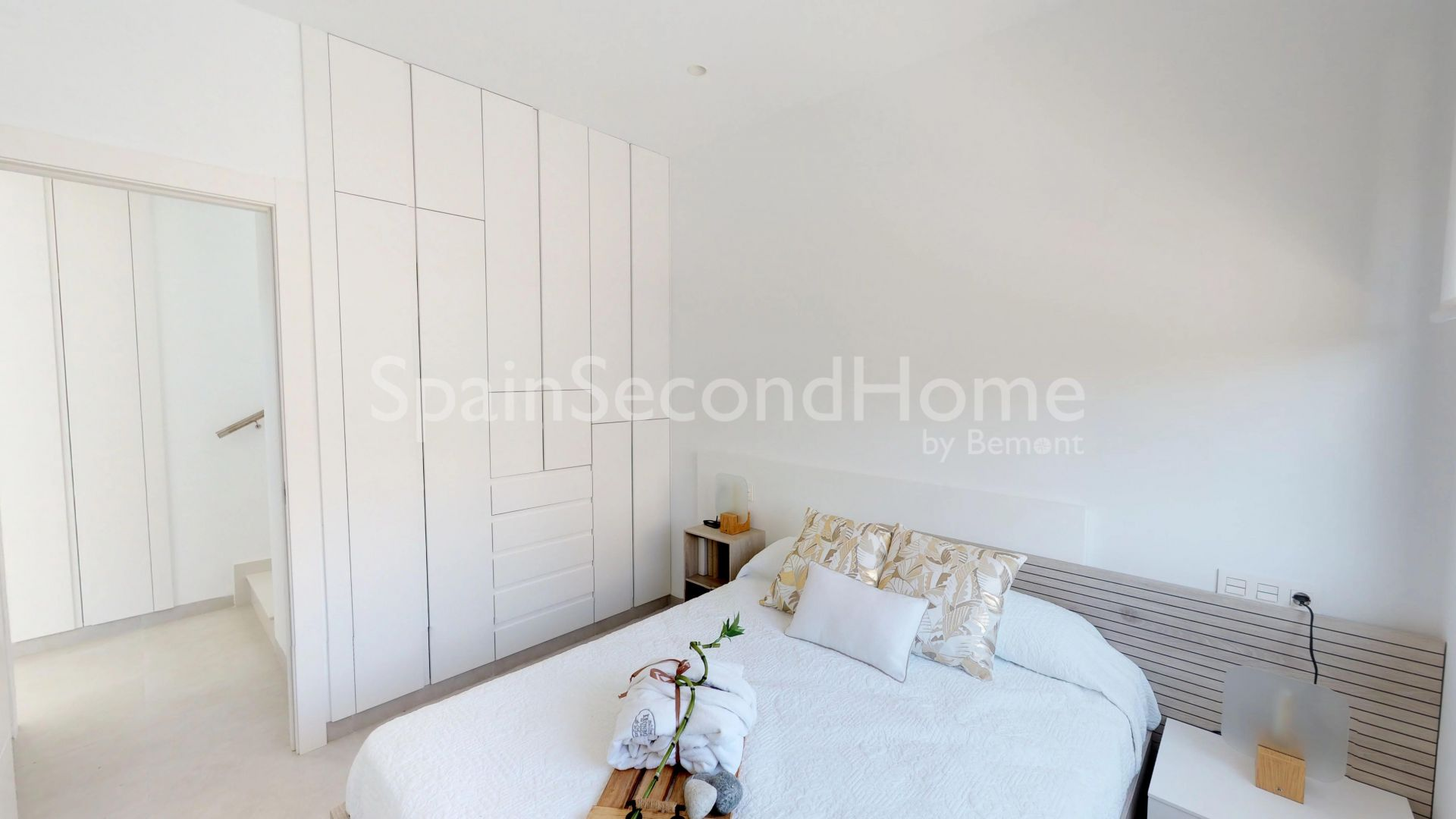 Moderne 3 slaapkamer villa in costa c lida te koop for Slaapkamer te koop
