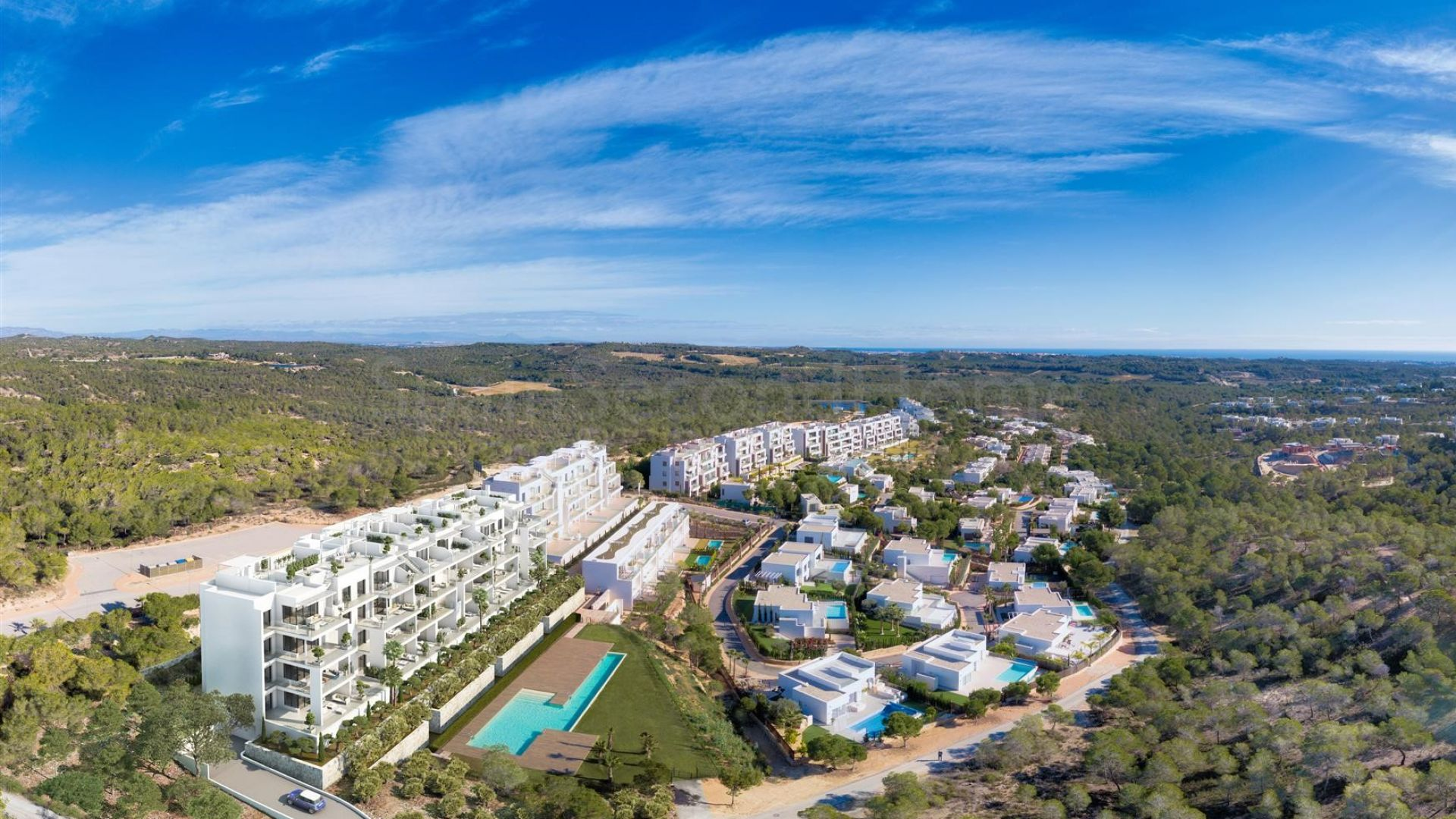 Penthouse in Las Colinas Golf, Orihuela
