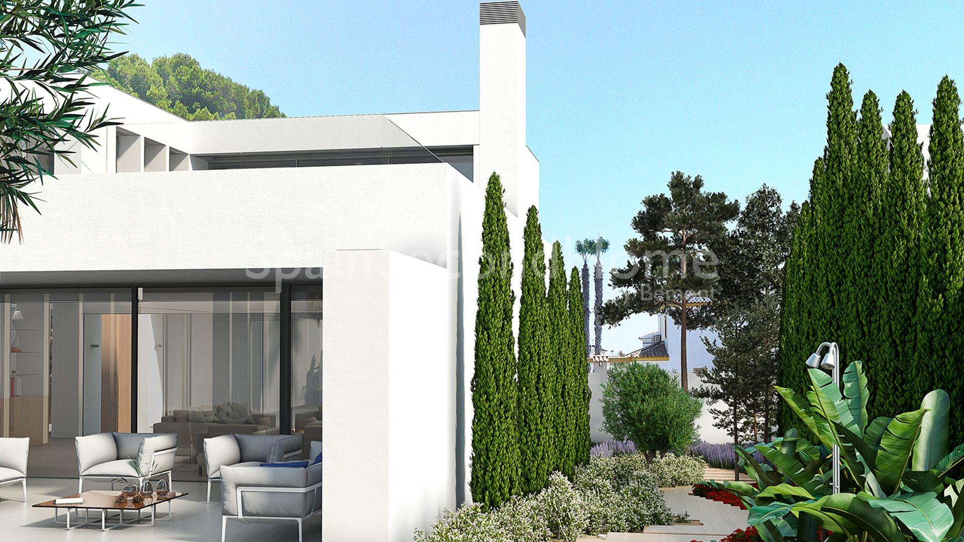 Villa de luxe moderne à vendre à Villamartin, Costa Blanca Sud