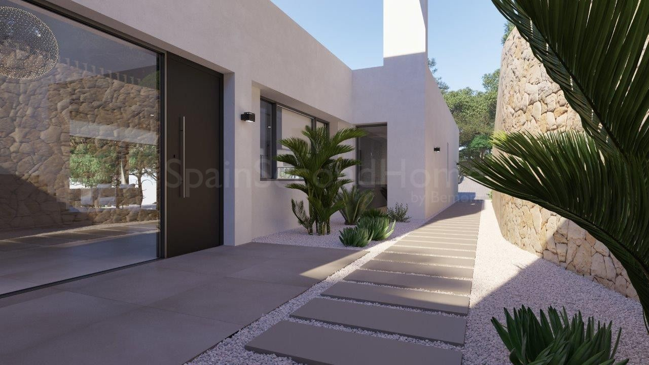 Detached Villa in Altea