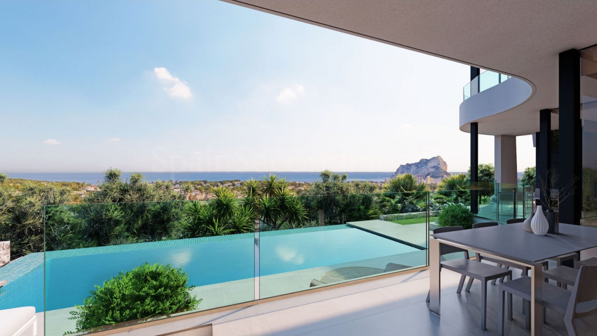 Detached Villa in Gran Sol, Calpe