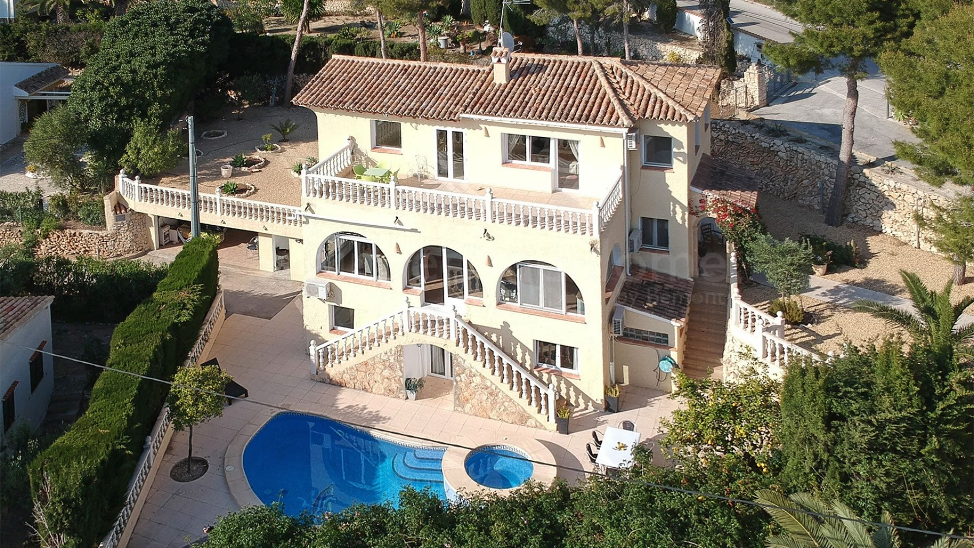 Villa for sale in San Jaime, Benissa