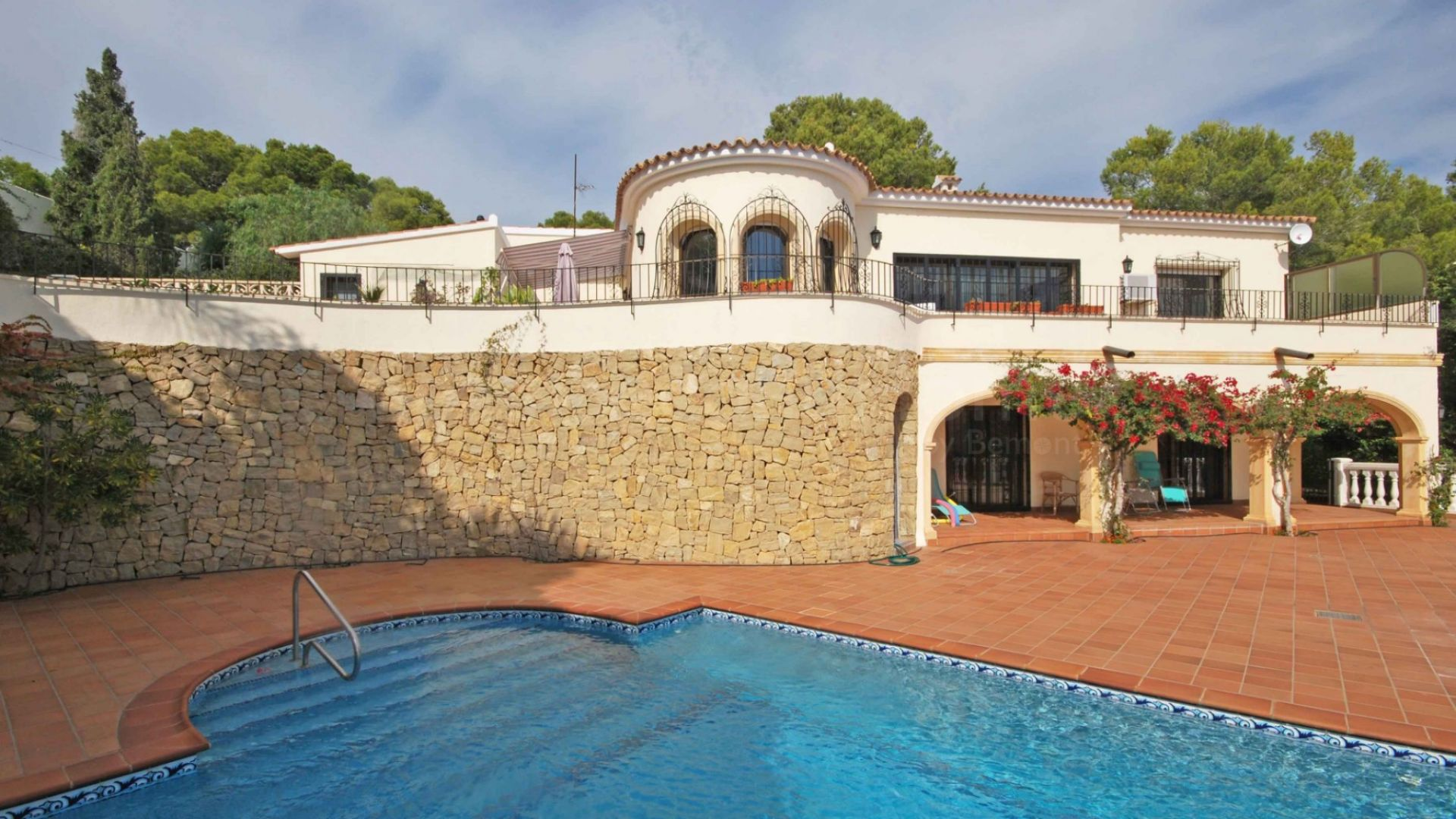 Detached Villa for sale in Empedrola, Calpe