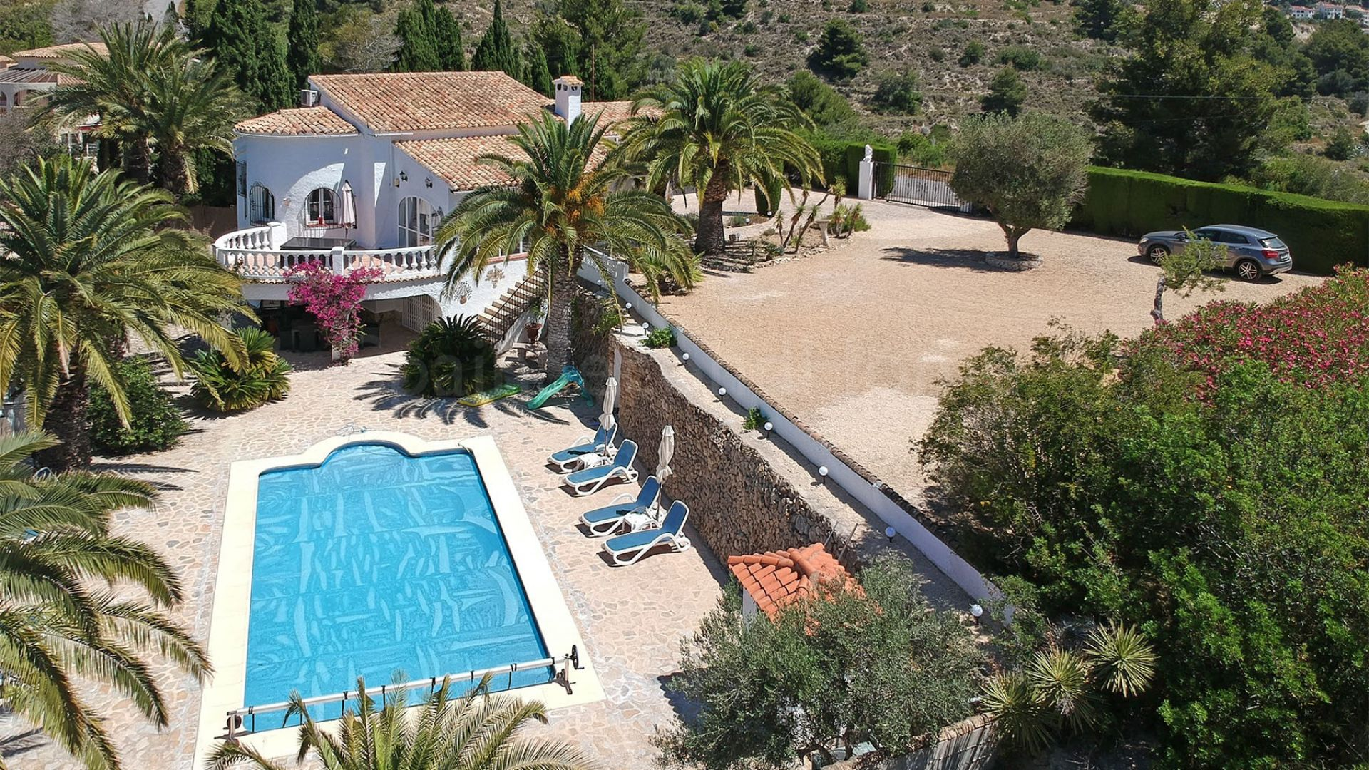 Detached Villa in Benissa