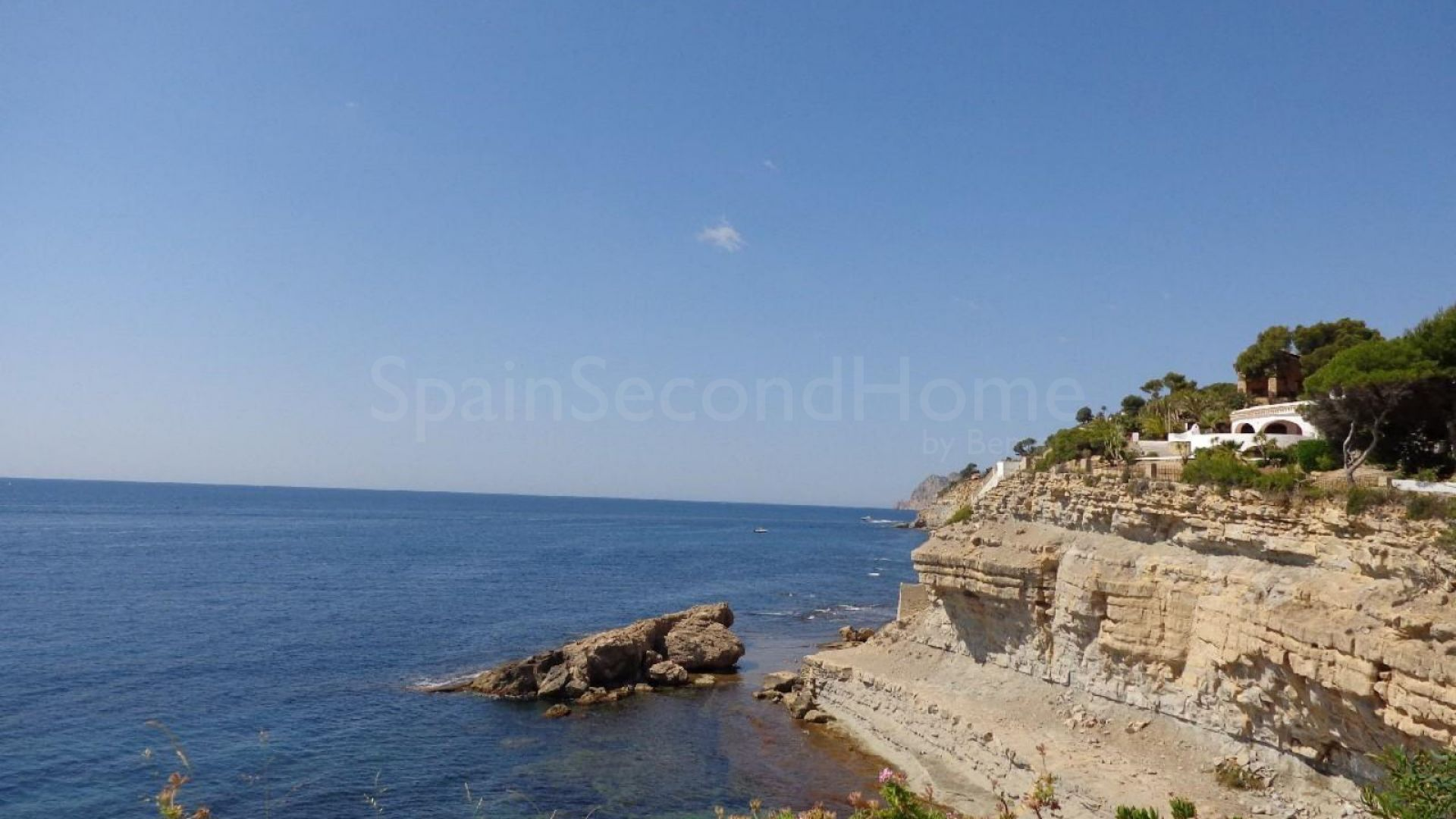 Detached Villa in Moraira