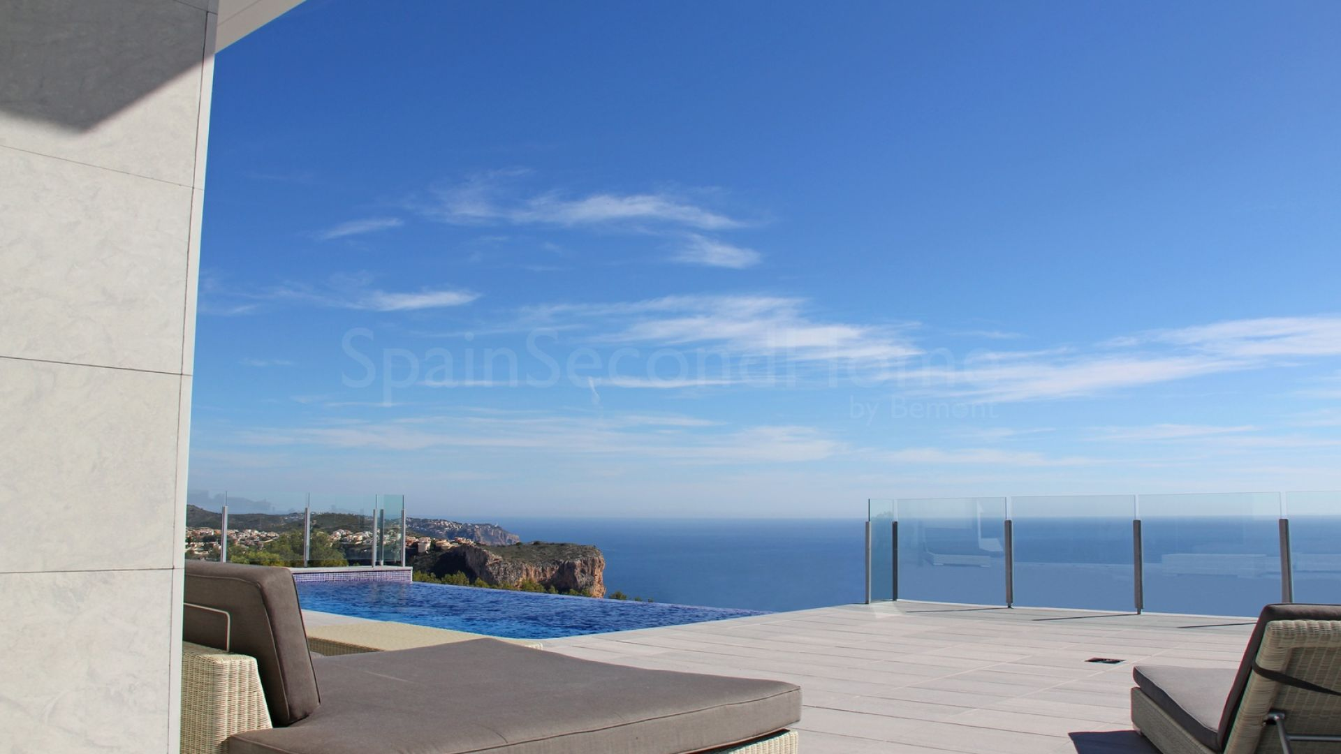 Detached Villa in Cumbre del Sol, Benitachell