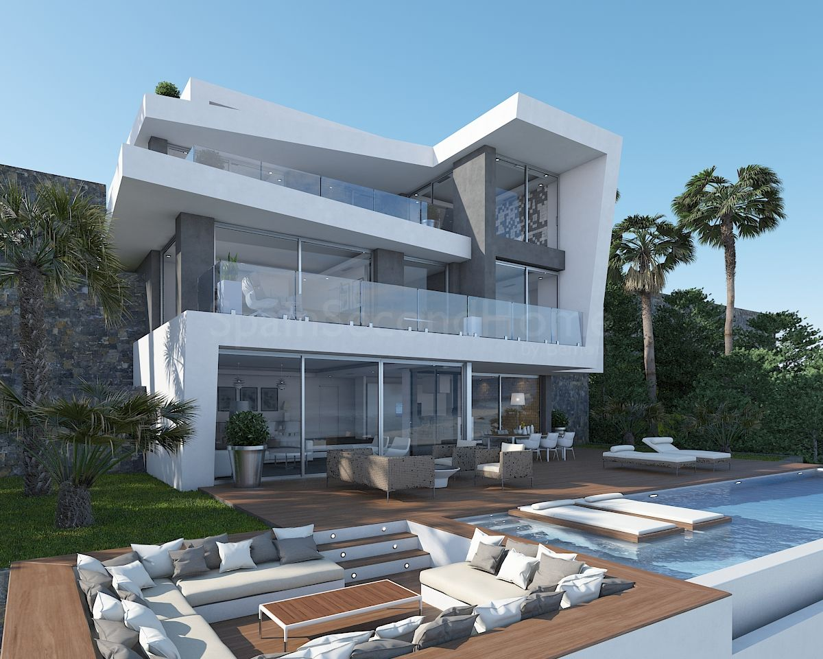 Detached Villa for sale in Jávea