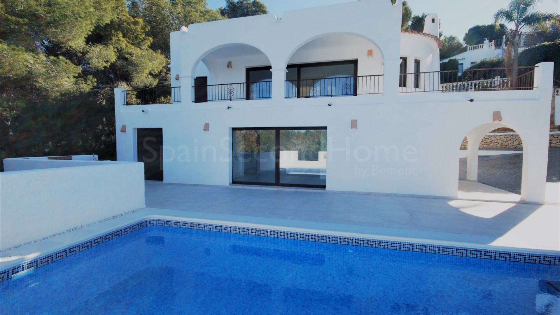 Detached Villa for sale in Paichi, Moraira