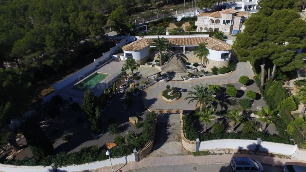Detached Villa for sale in Benissa