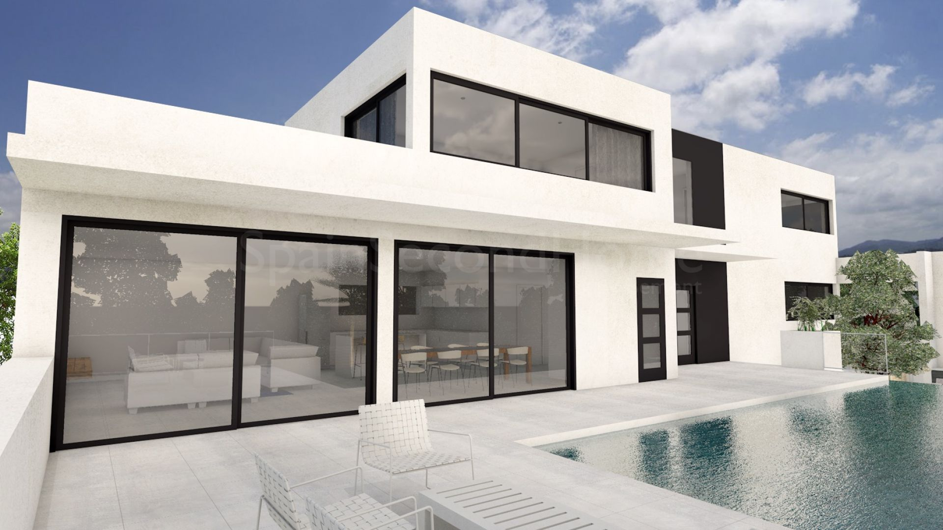 Detached Villa for sale in Gran Sol, Calpe