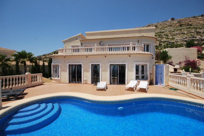 Detached Villa for sale in Cumbre del Sol, Benitachell