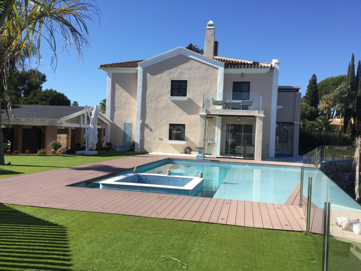 Town House for sale in Guadalmina Alta, San Pedro de Alcantara