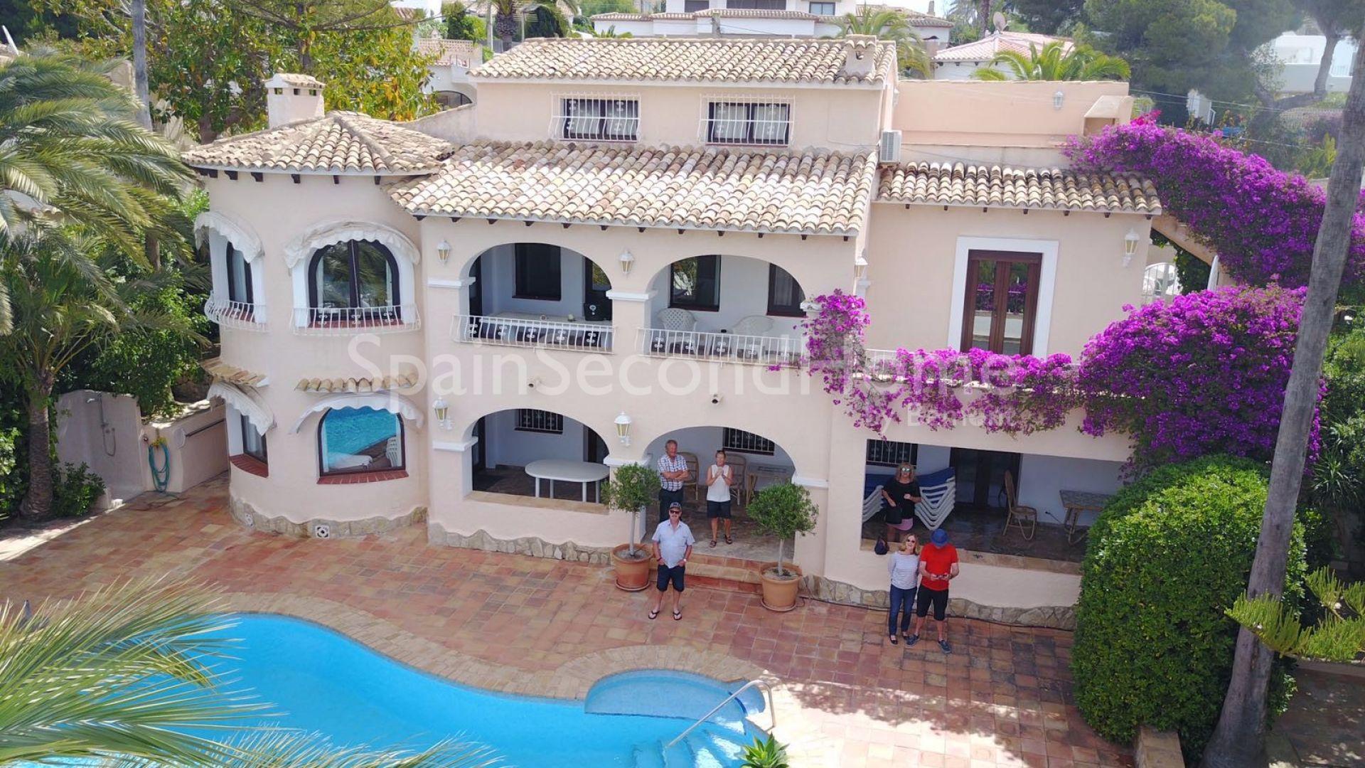 Villa à El Portet Moraira