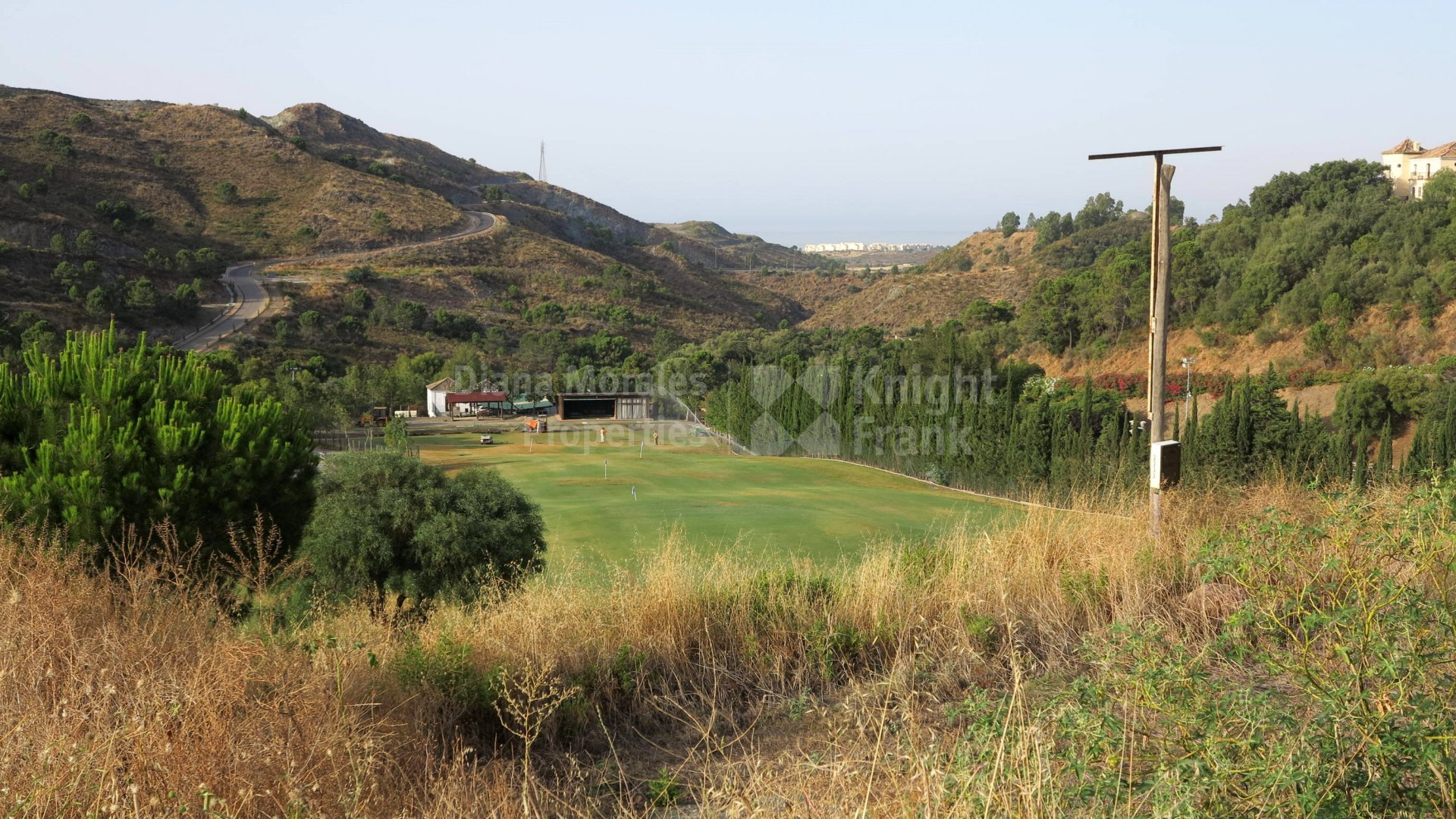 Marbella Club Golf Resort, Plot by the golf course