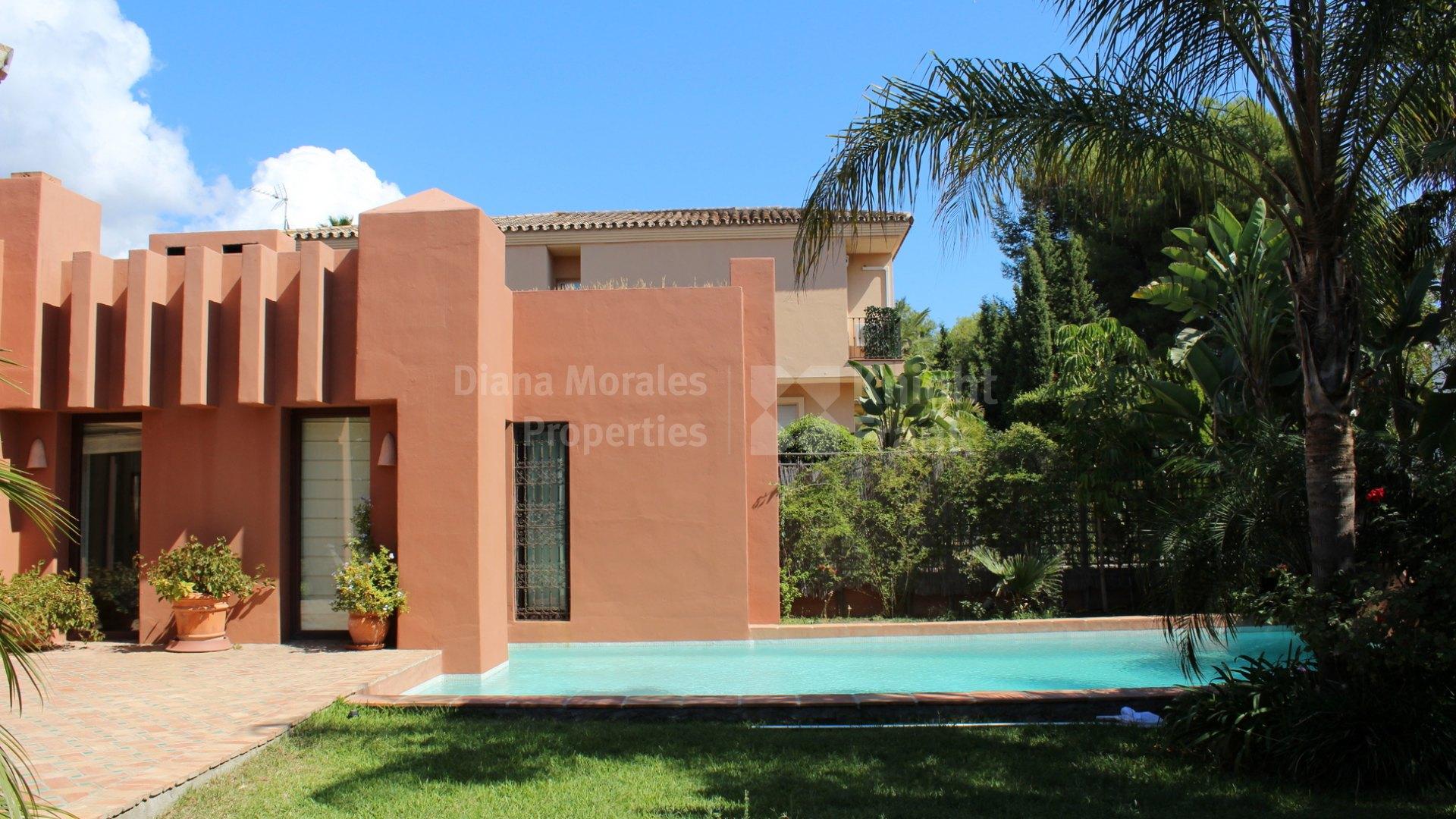 Villa cerca de puerto banus villa en alquiler en - Domotica marbella ...