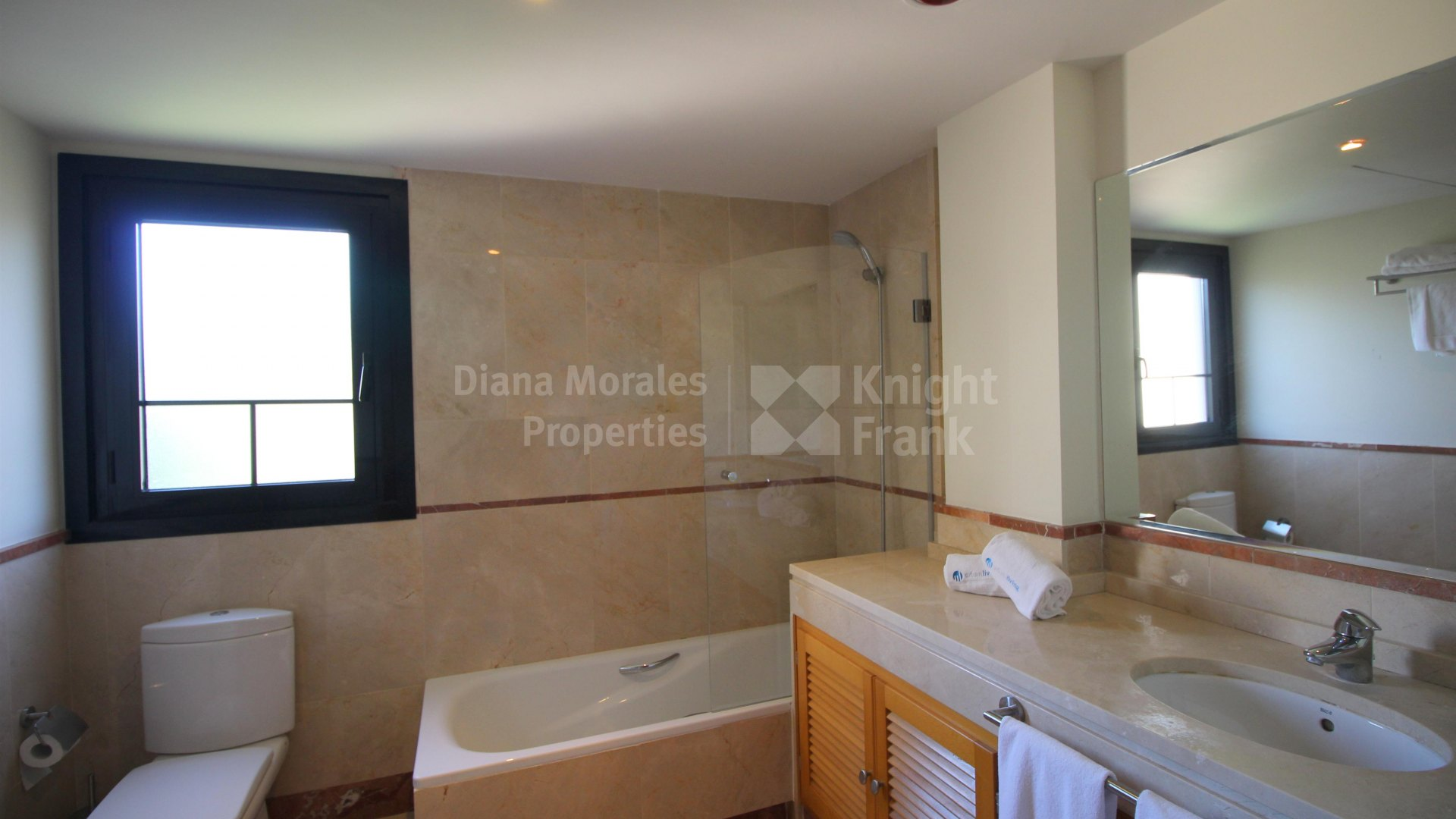 Apartment Near Puerto Banus Ready To Move In Apartment