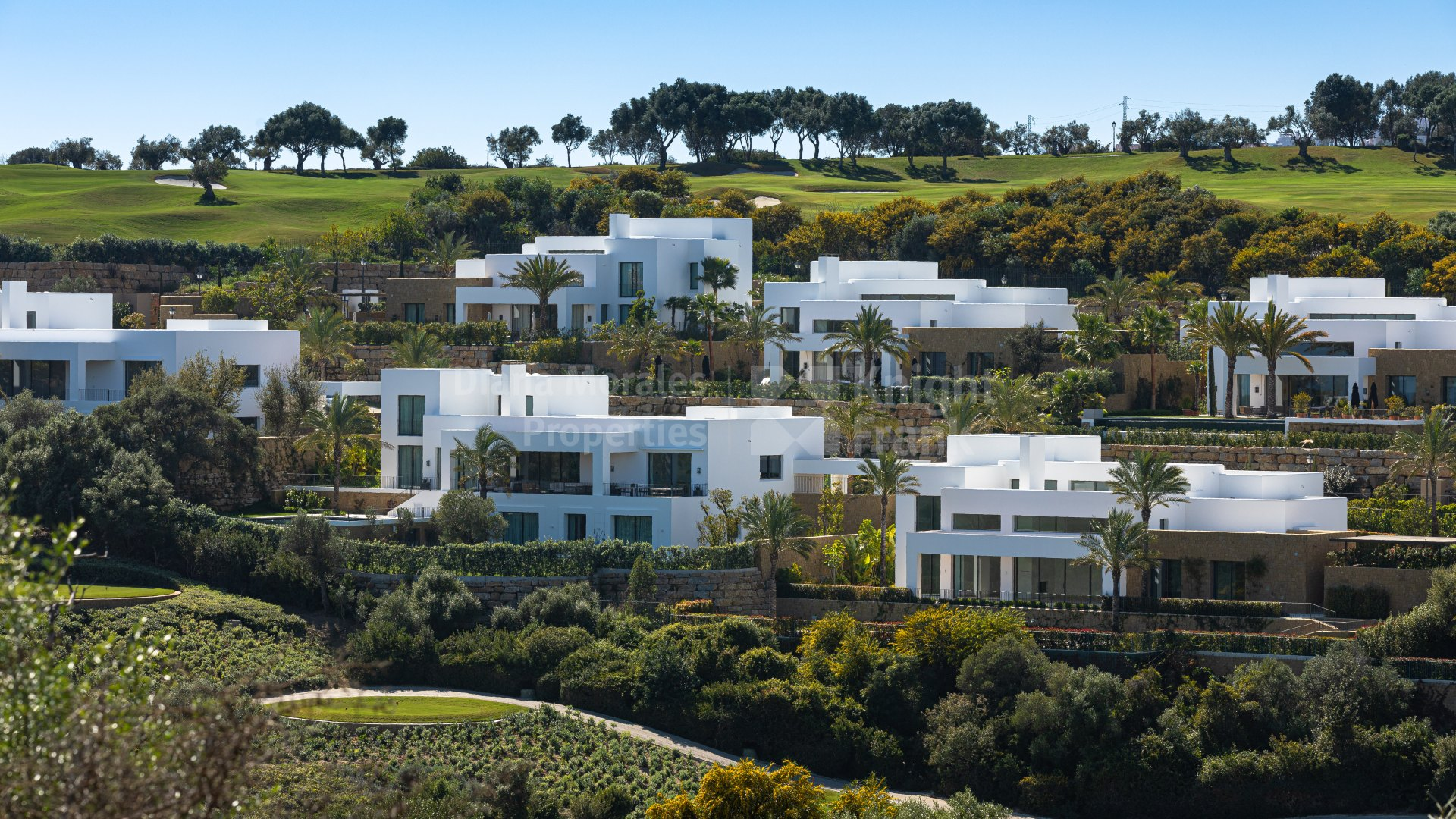 Finca Cortesin, Elegant residential development of 15 private villas