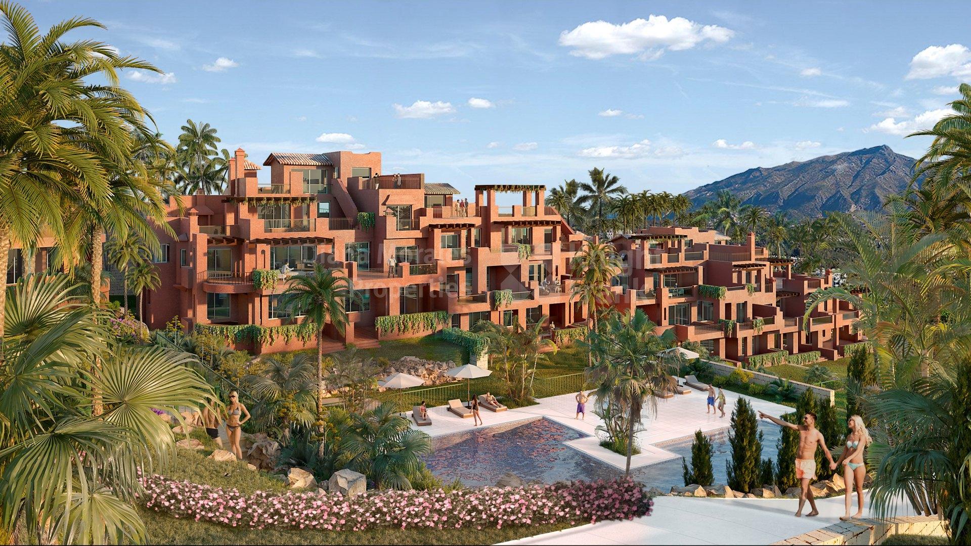 Alminar De Marbella Luxurious Apartments Near Puerto Banus