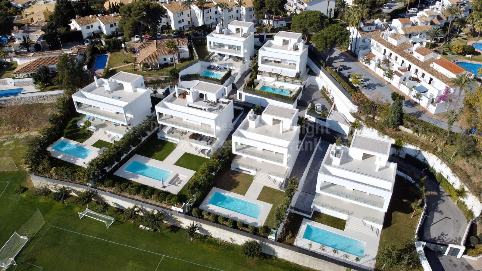 Casasola, Beachside Development of Modern Villas