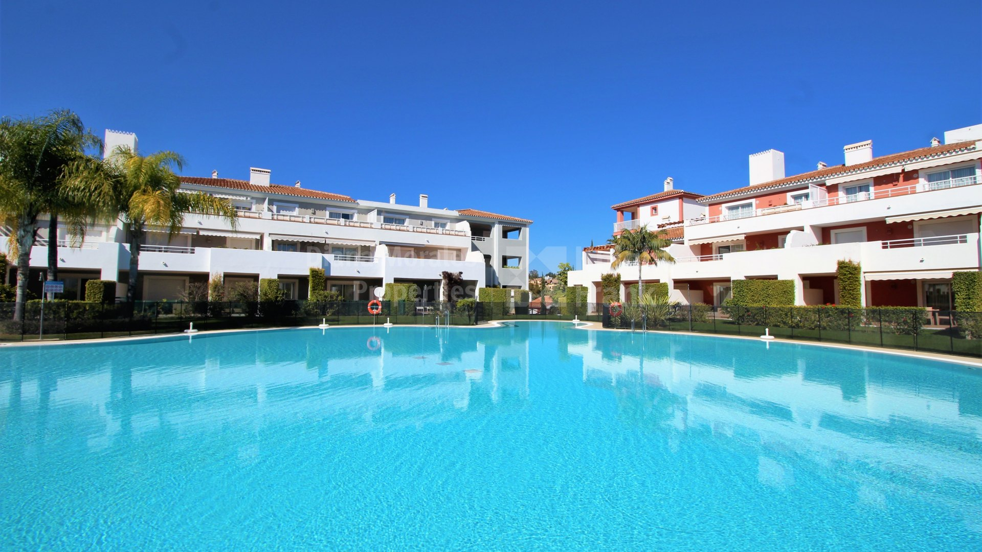 First floor apartment in Cortijo del Mar