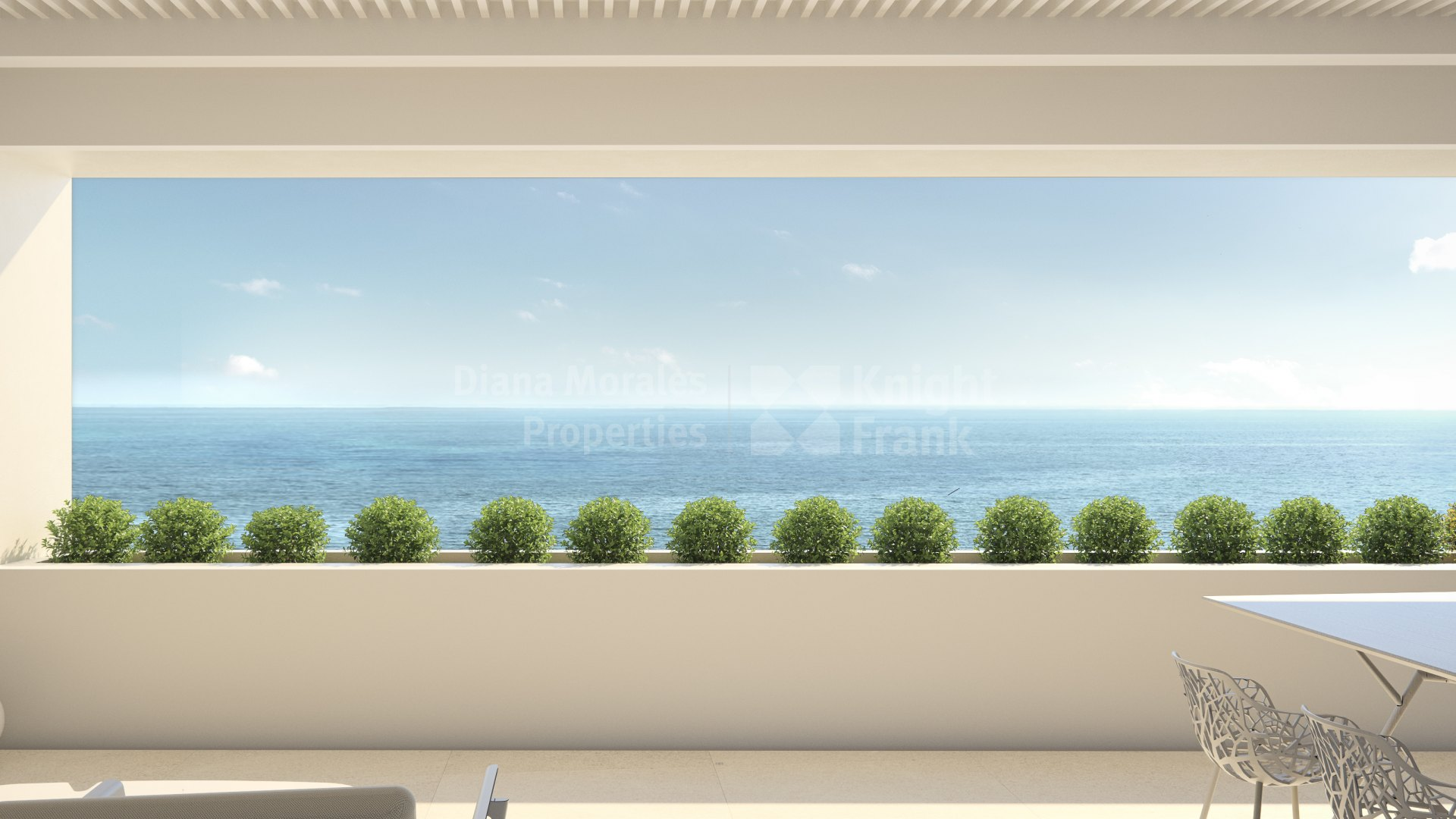 Estepona, Contemporary design facing the sea