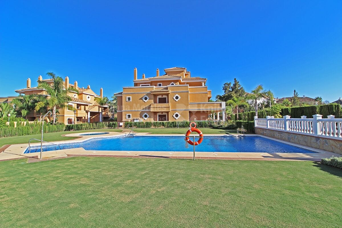 La Quinta del Virrey, Four-bedroom duplex penthouse in the Golden Mile