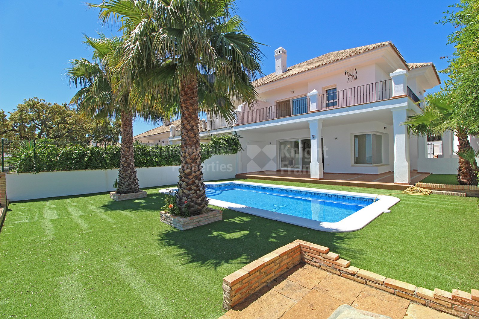 Semi detached villa in La Mairena