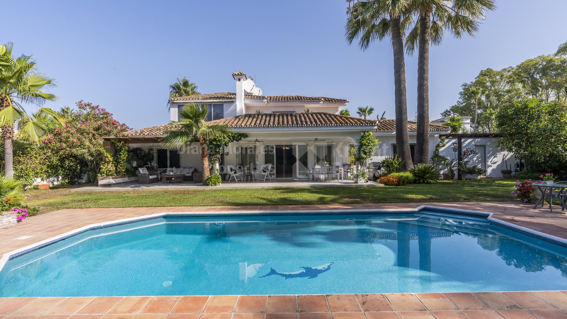 Paraiso Barronal, Villa with great potential