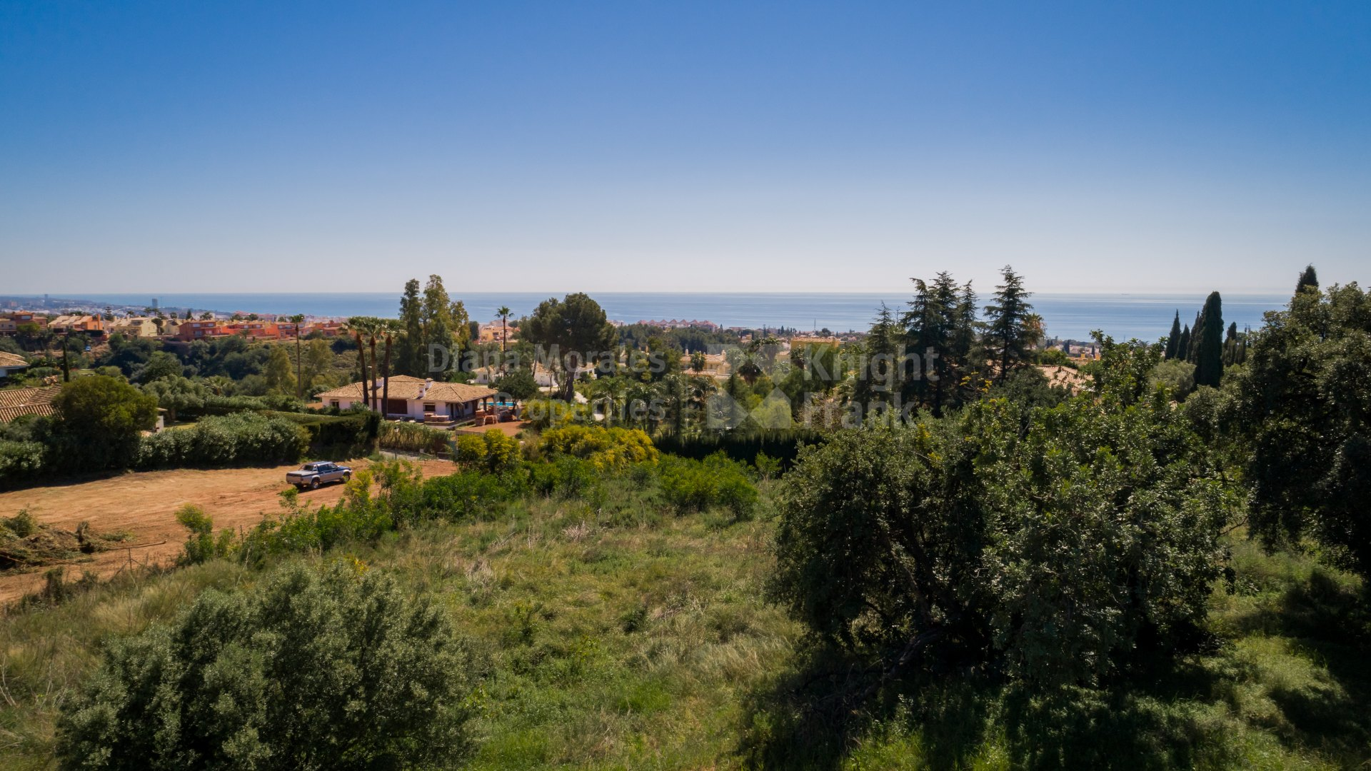Plot for sale in Cascada de Camojan with sea views