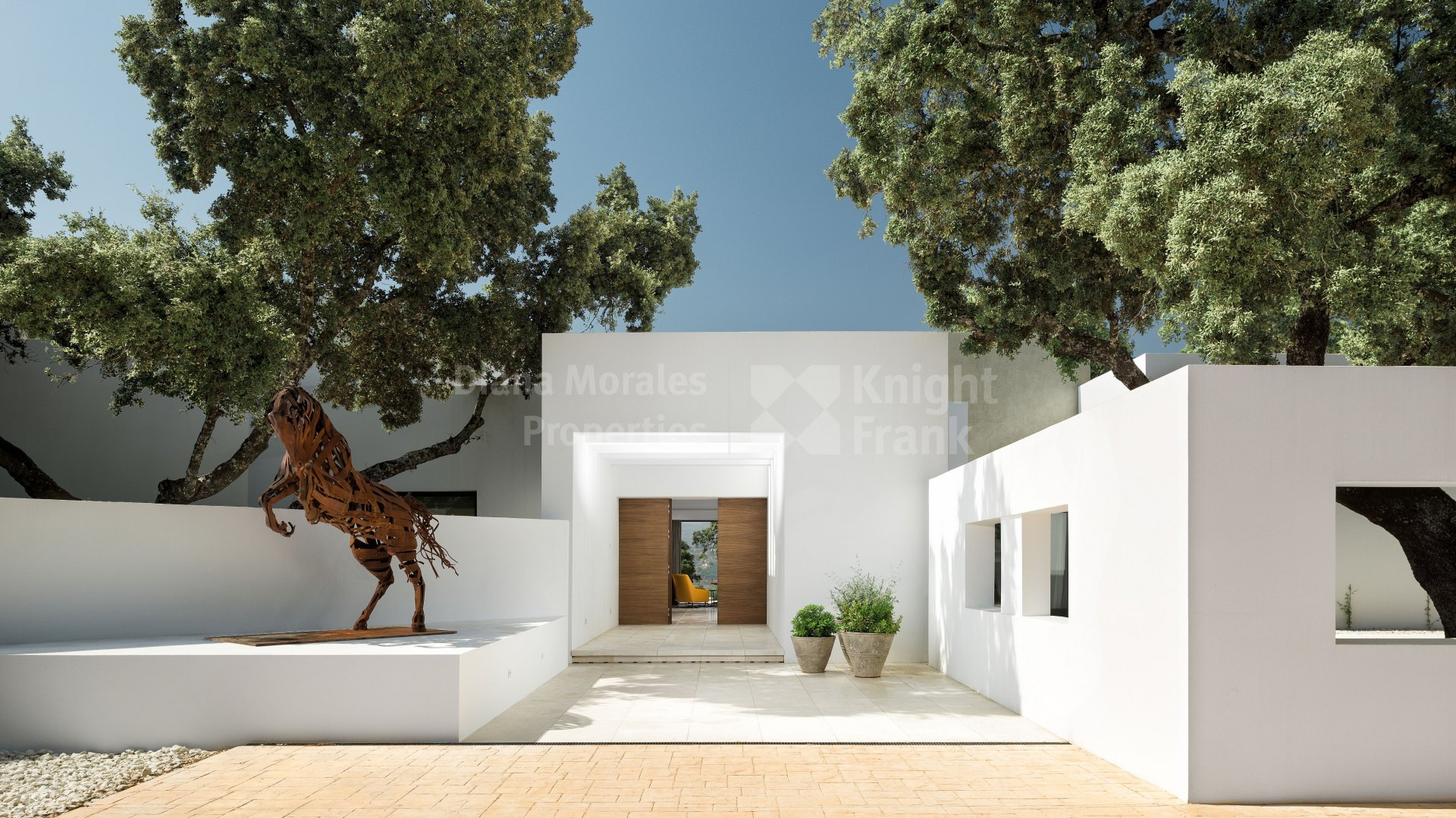 Contemporary Styled Hacienda in Ronda