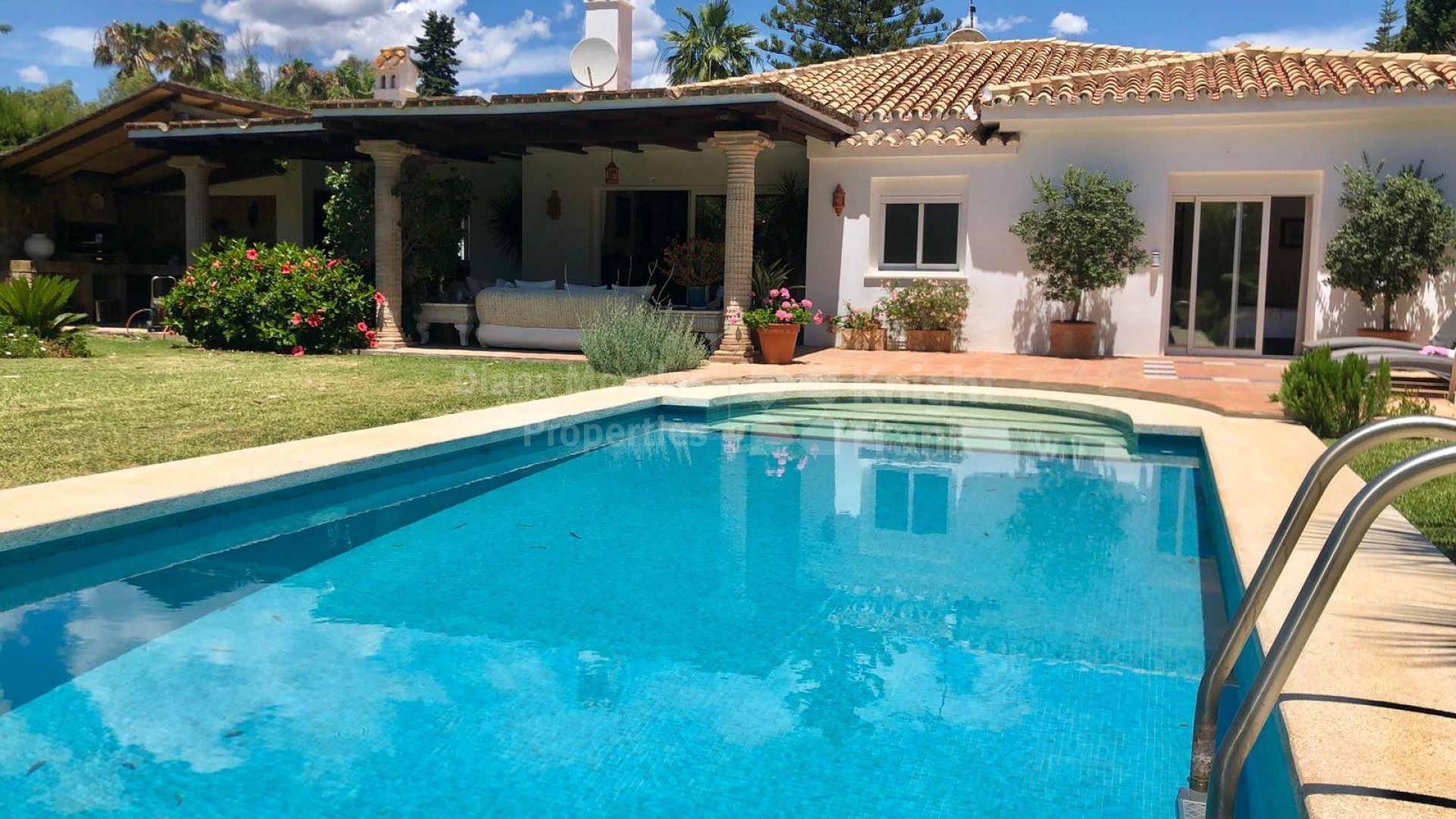 Paraiso Barronal, Villa close to the beach all in one floor