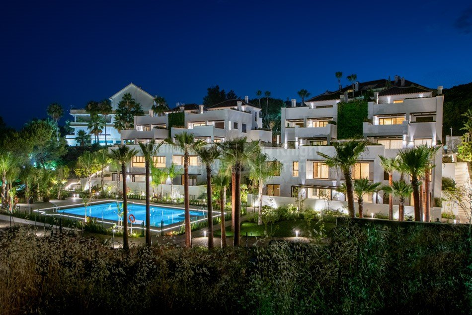 Las Lomas del Marbella Club, 3 bedroom apartment in the Golden Mile