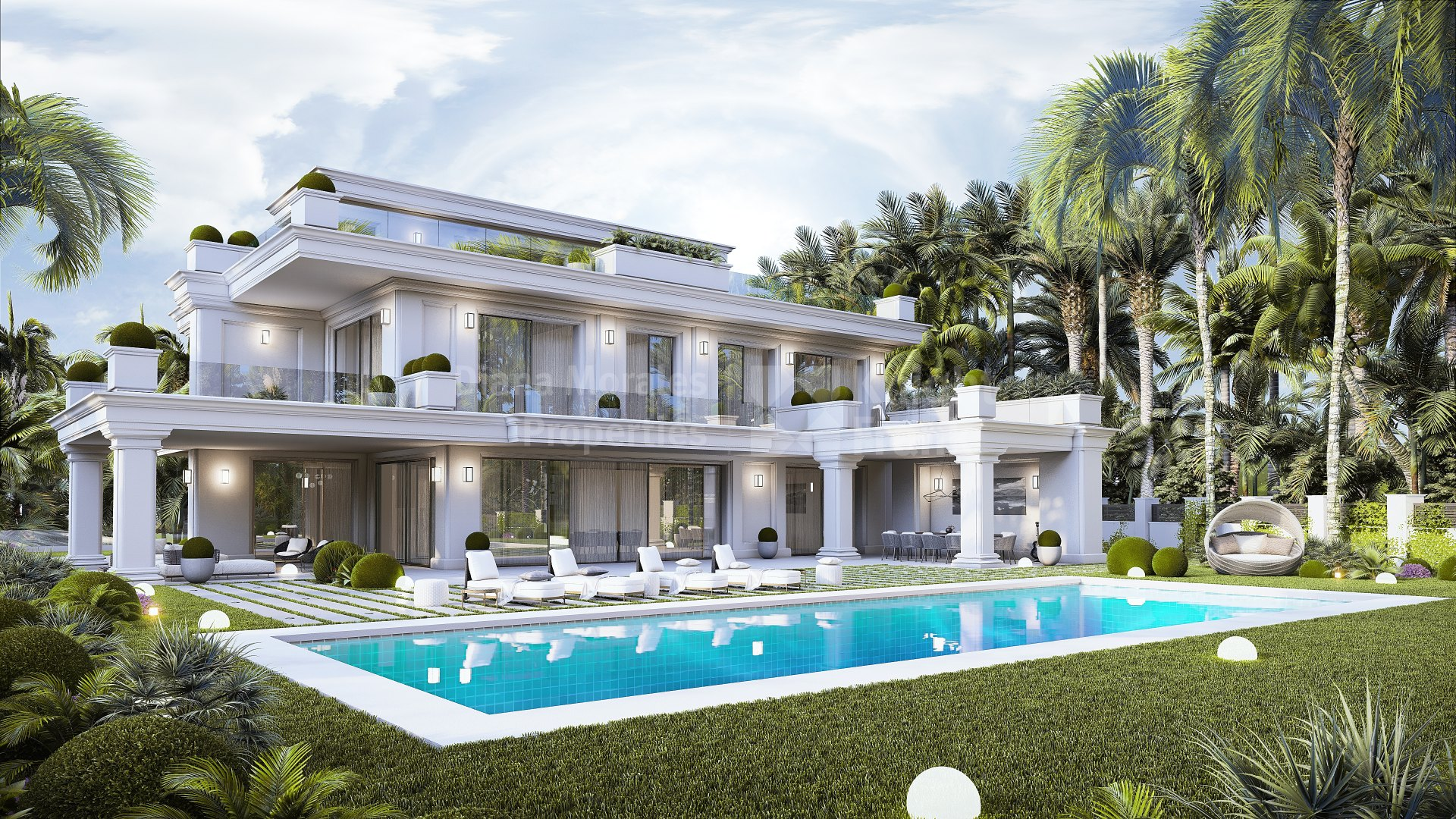 Las Lomas del Marbella Club, Exceptional villa in ideal location