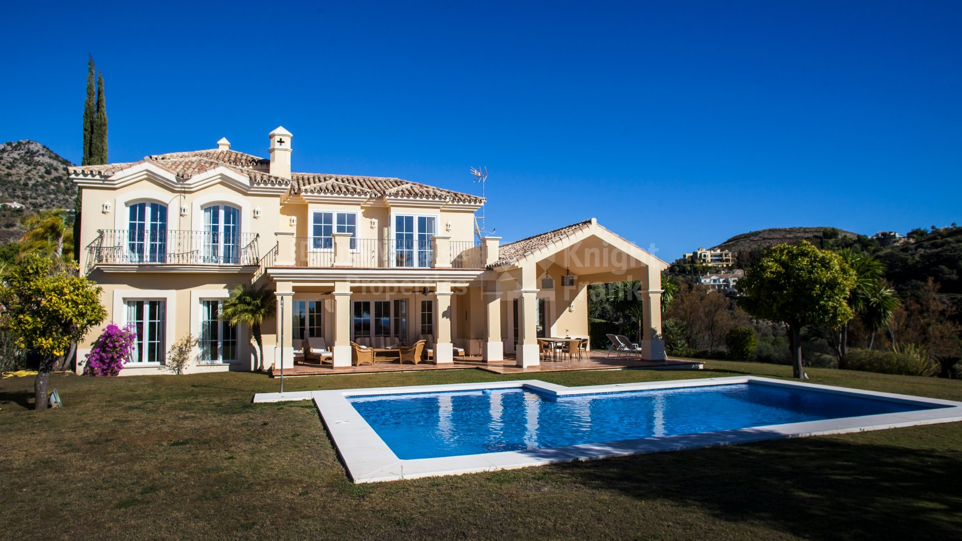 Marbella Club Golf Resort, Villa in gated and secure location