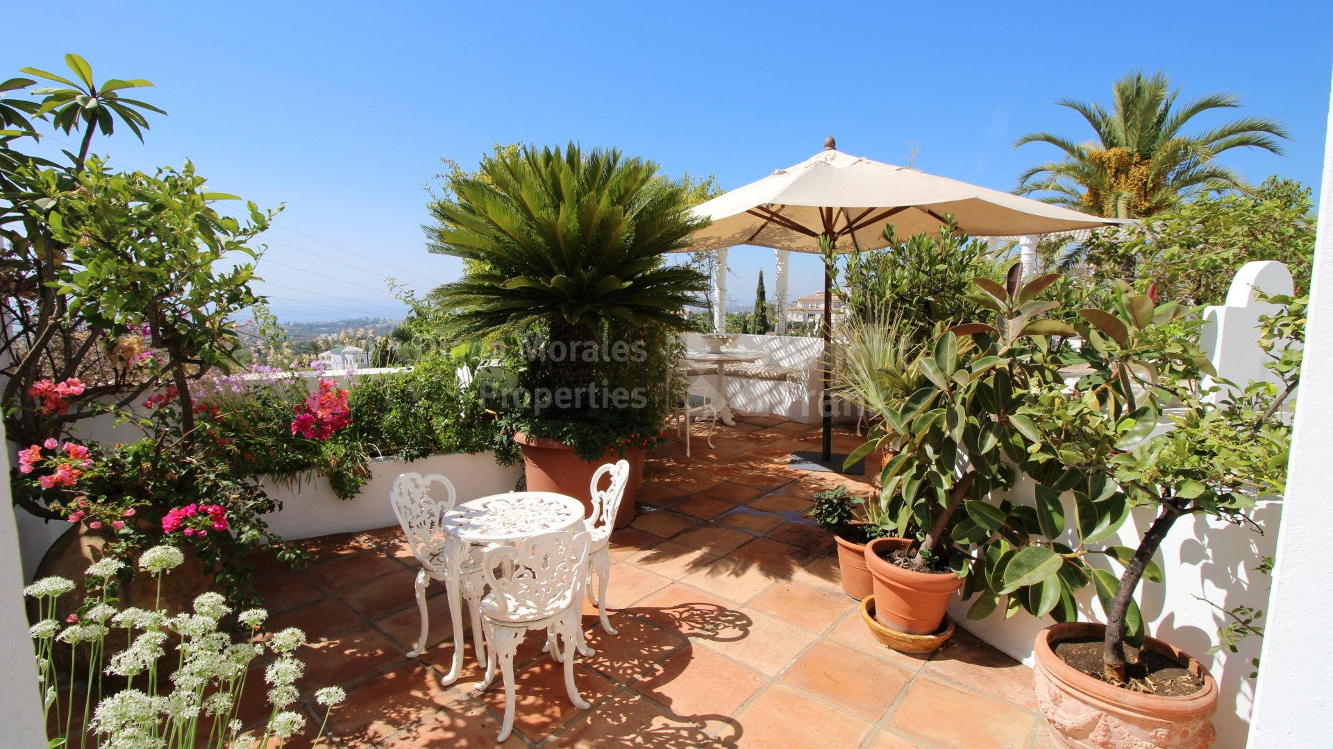 Apartment With Amazing Terrace With Sea Views Apartment For Sale