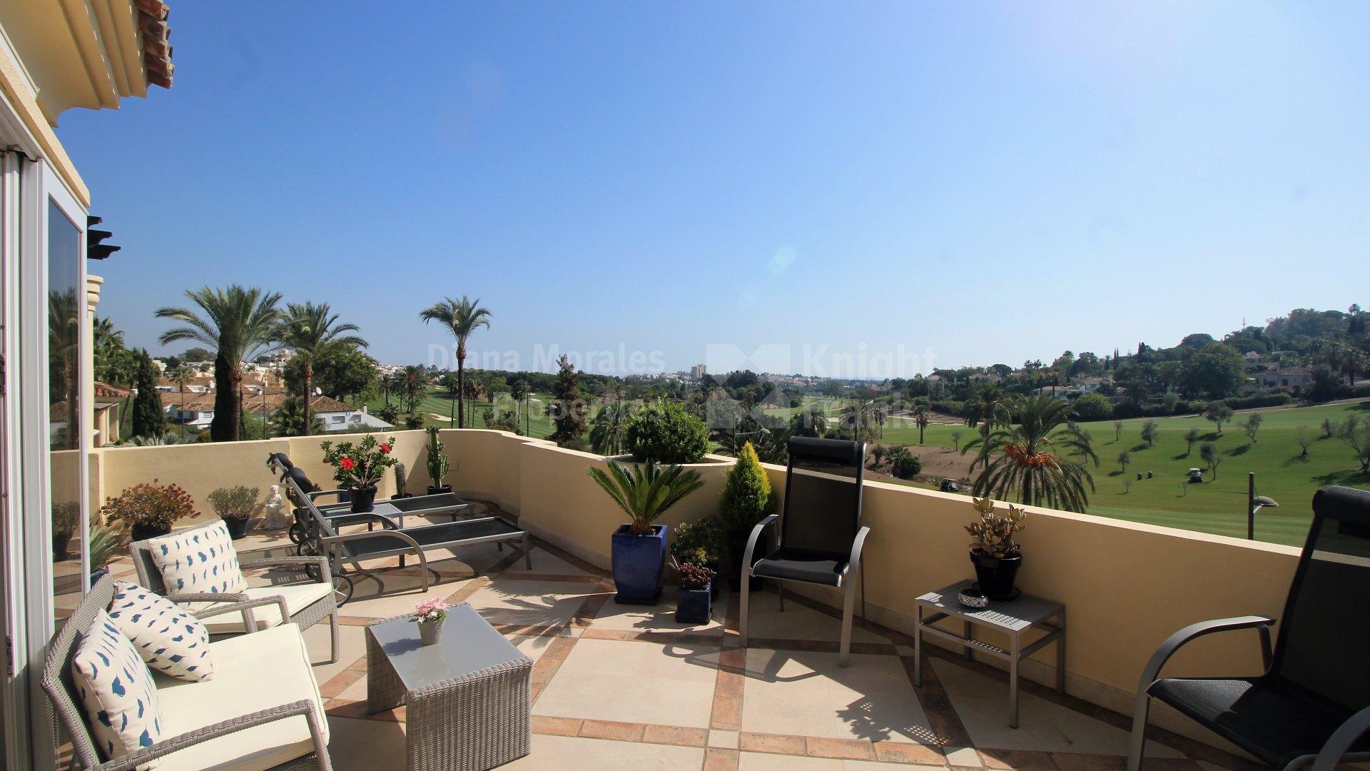 Absolute Luxury - Apartment for sale in Las Alamandas, Nueva Andalucia