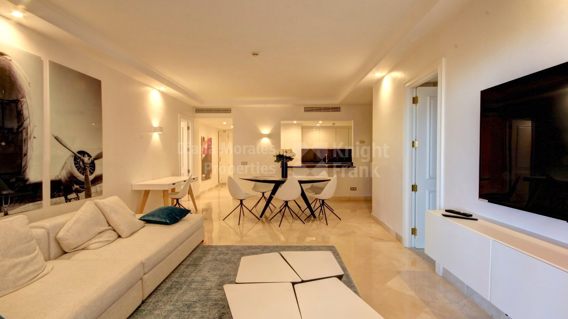 Relax with luxury - Apartment for sale in Kempinski, Estepona