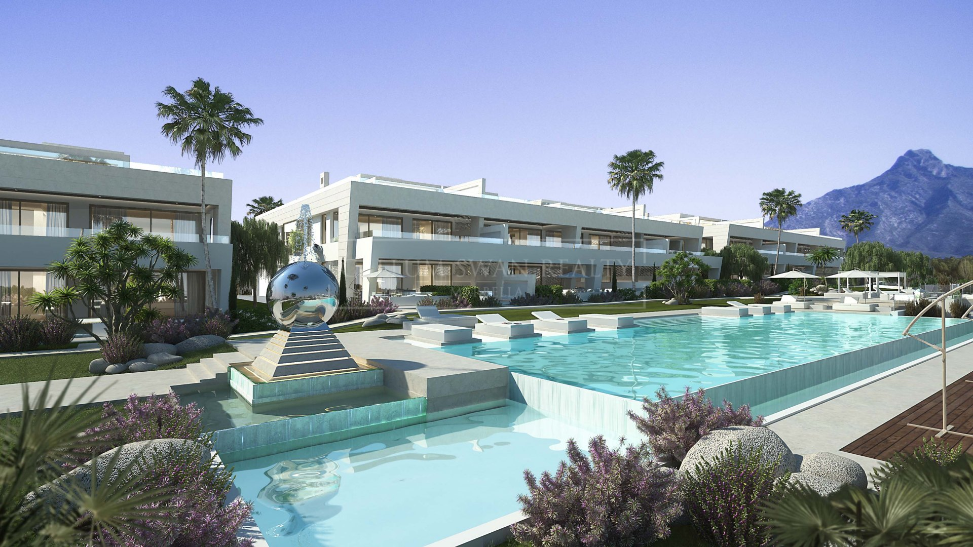 Apartment for sale in Epic Marbella, Marbella Golden Mile