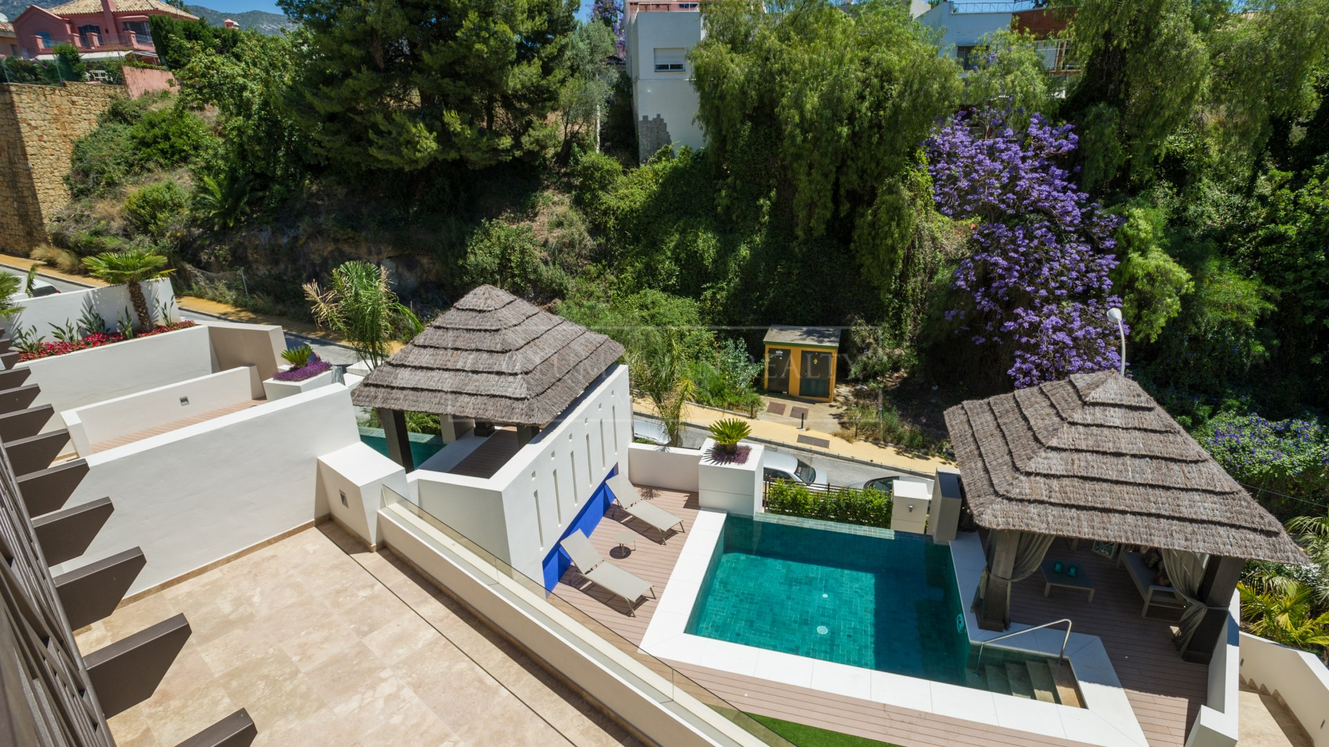 Semi Detached House for sale in Marbella Centro, Marbella